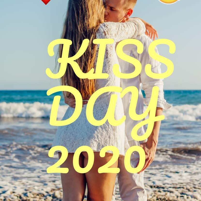 Kiss Day 2020 for romance